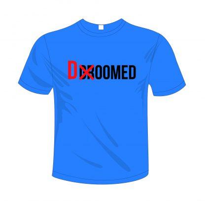 0009 Doomed Blauw