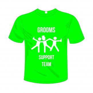 0011 Grooms Support Groen